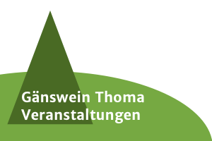 Gänswein Thoma Veranstaltungen